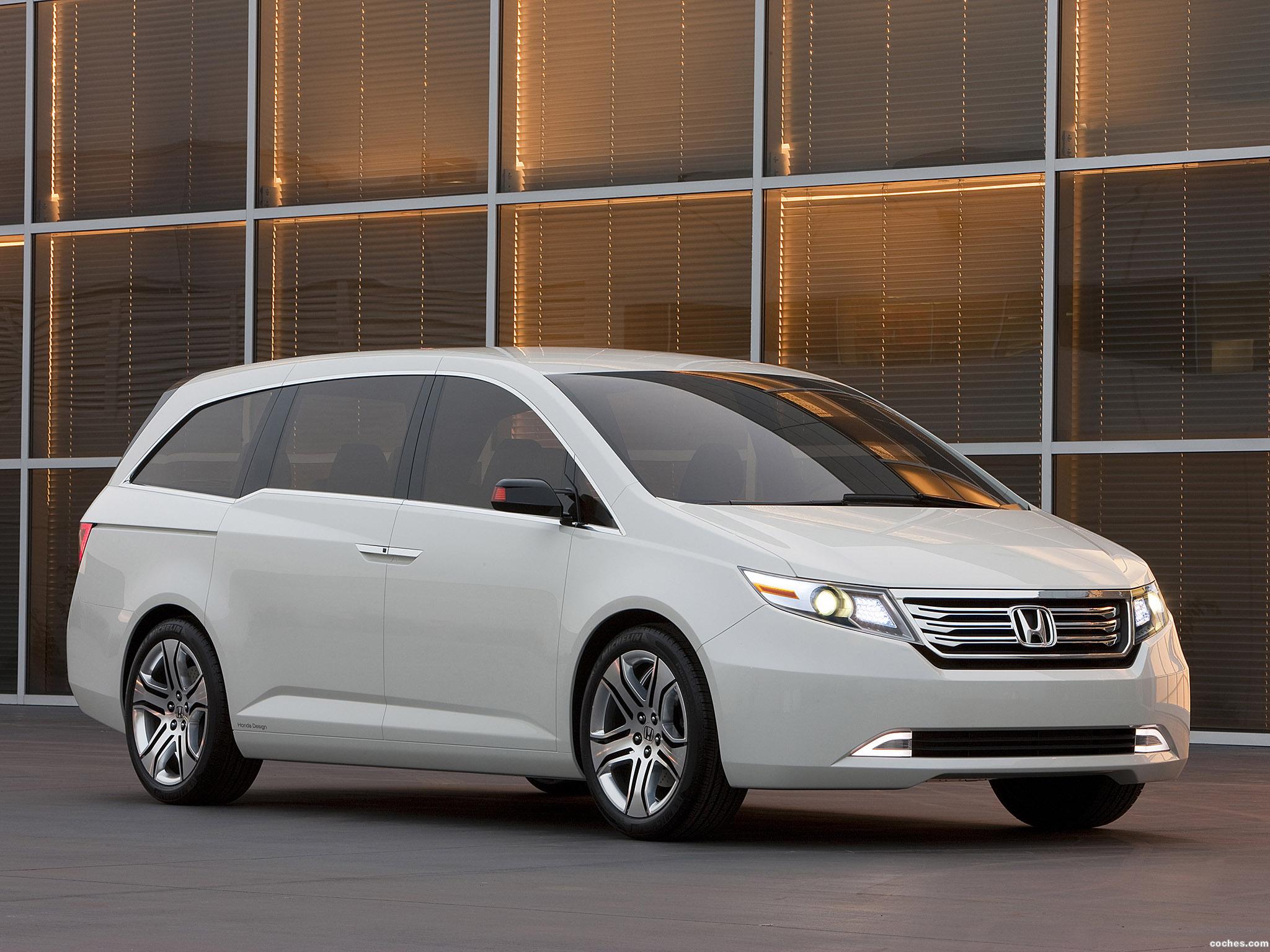 Foto 0 de Honda Odyssey Concept 2010