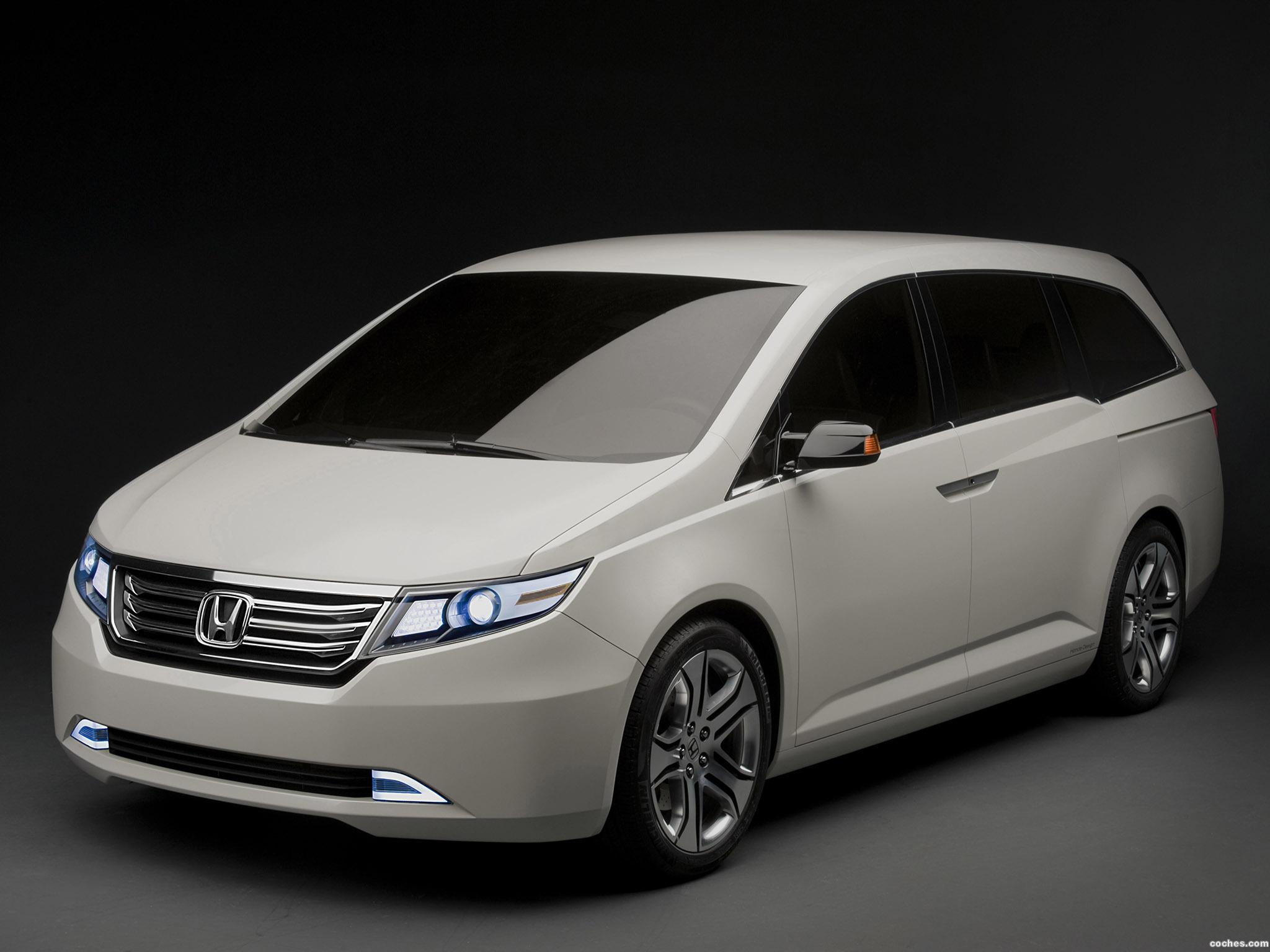 Foto 14 de Honda Odyssey Concept 2010