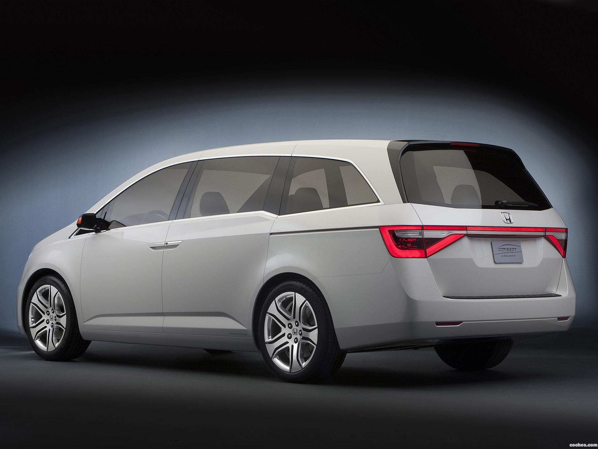 Foto 12 de Honda Odyssey Concept 2010