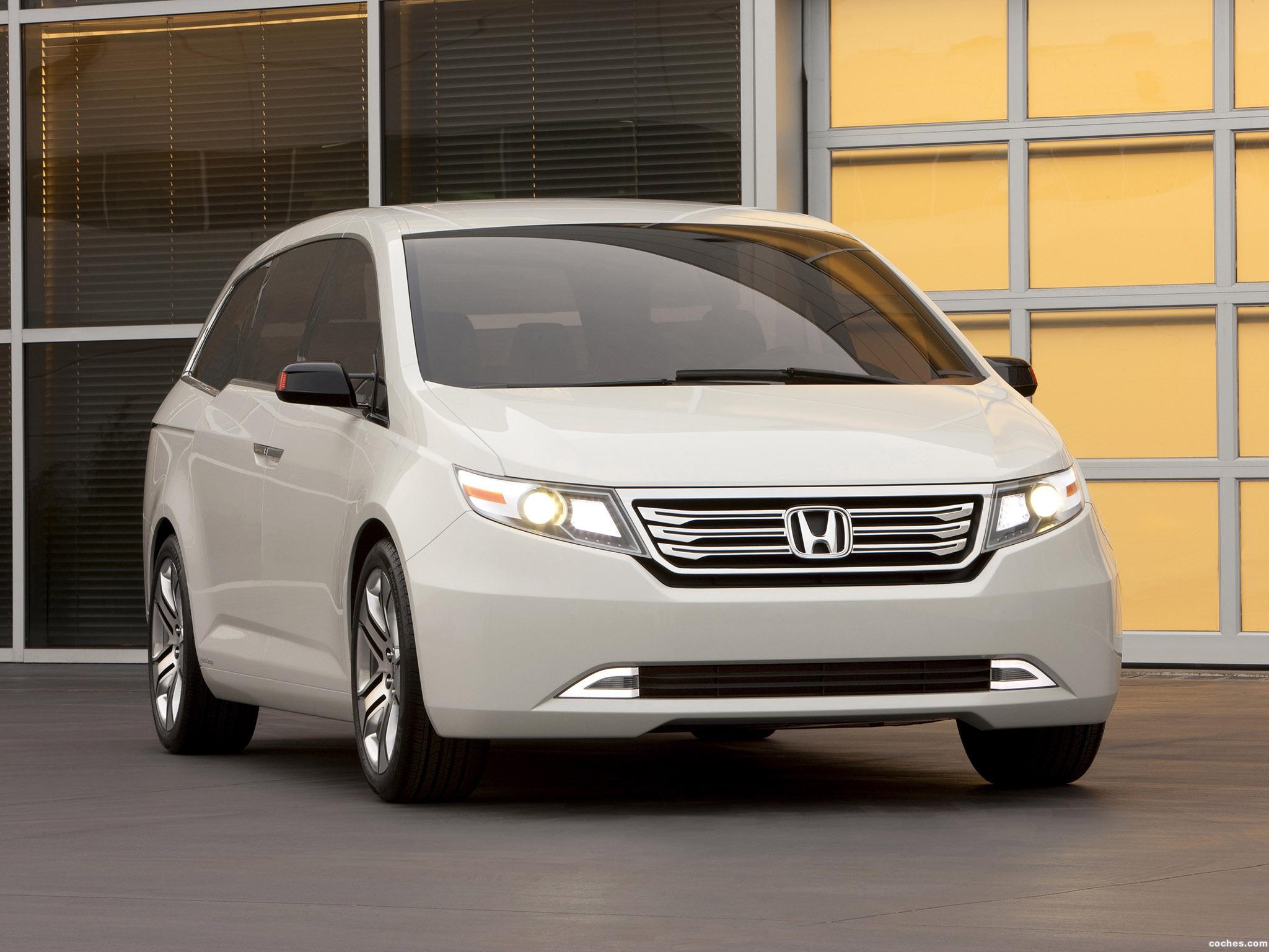 Foto 8 de Honda Odyssey Concept 2010