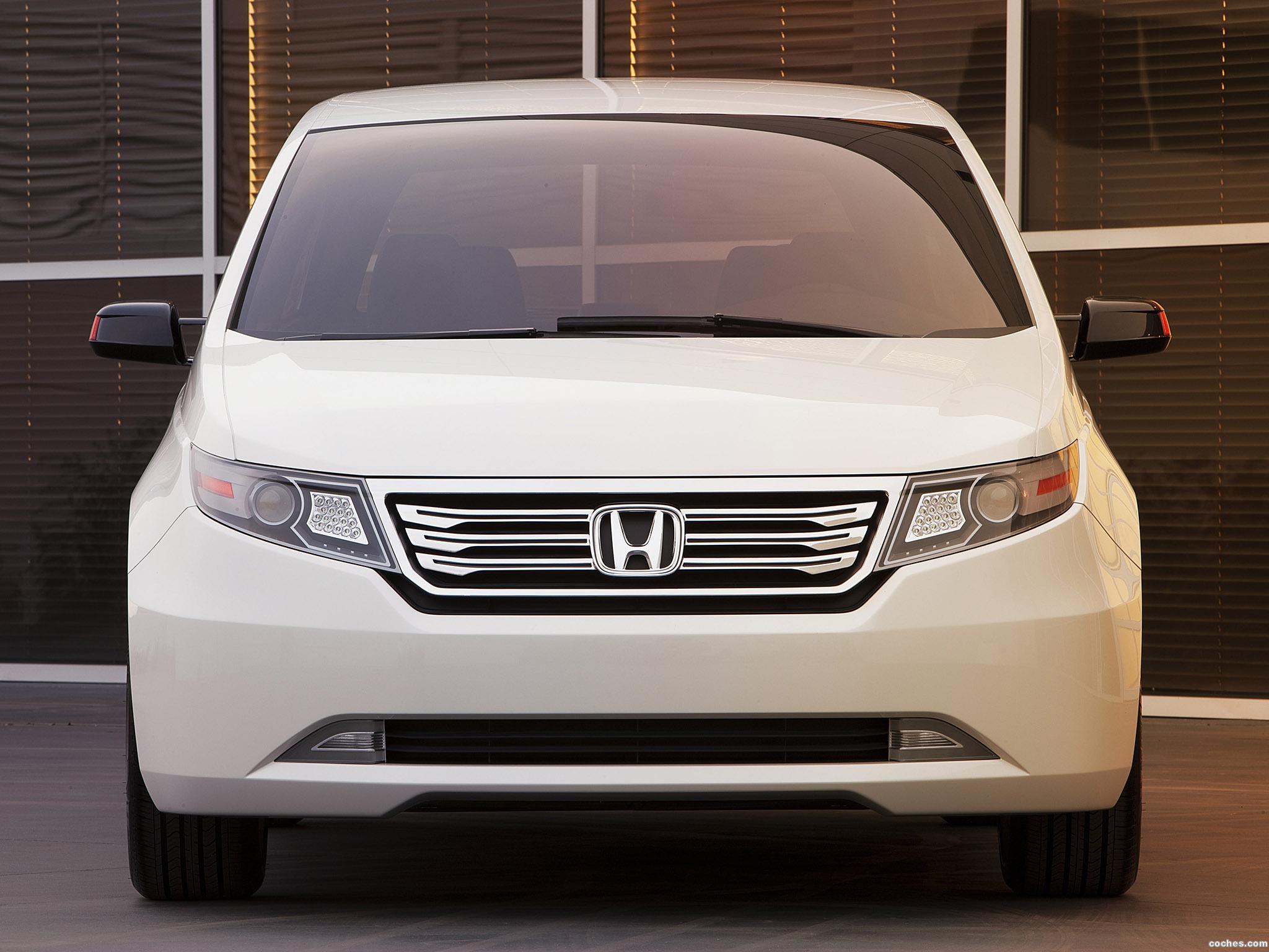 Foto 7 de Honda Odyssey Concept 2010