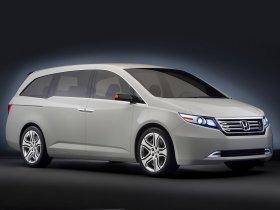 Ver foto 16 de Honda Odyssey Concept 2010