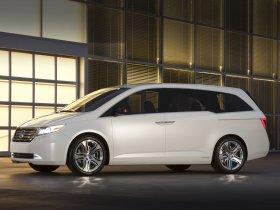 Ver foto 6 de Honda Odyssey Concept 2010