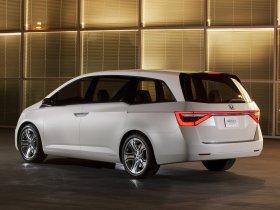 Ver foto 5 de Honda Odyssey Concept 2010