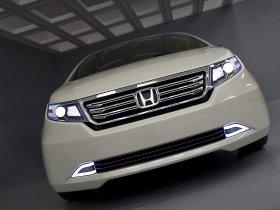 Ver foto 2 de Honda Odyssey Concept 2010