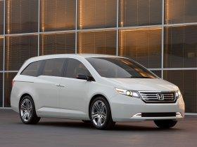 Ver foto 1 de Honda Odyssey Concept 2010