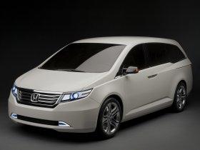 Ver foto 15 de Honda Odyssey Concept 2010