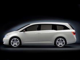 Ver foto 14 de Honda Odyssey Concept 2010