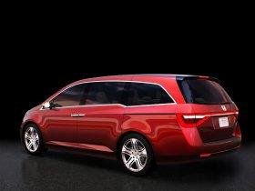 Ver foto 11 de Honda Odyssey Concept 2010