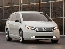 Ver foto 10 de Honda Odyssey Concept 2010