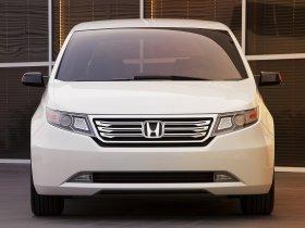 Ver foto 8 de Honda Odyssey Concept 2010