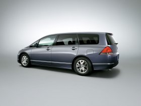 Ver foto 4 de Honda Odyssey Japan 2003