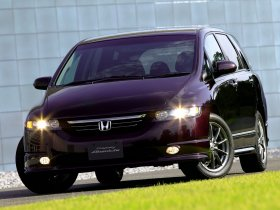 Ver foto 11 de Honda Odyssey Japan 2003