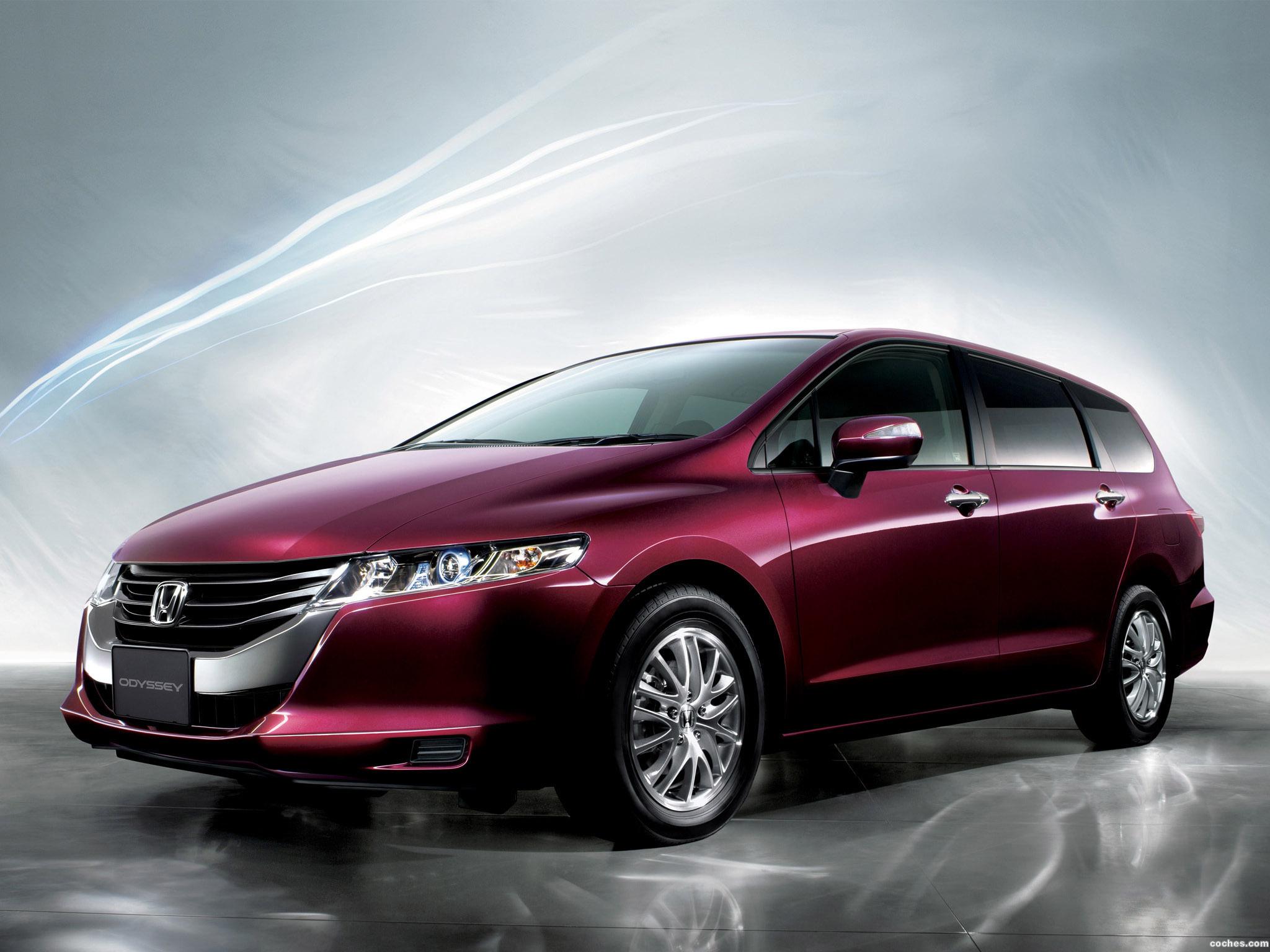 Foto 0 de Honda Odyssey Japan 2008