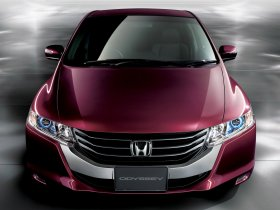Ver foto 4 de Honda Odyssey Japan 2008