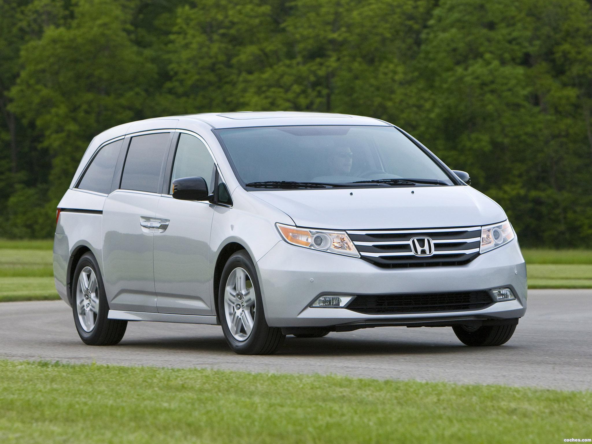 Foto 0 de Honda Odyssey Touring Elite 2010