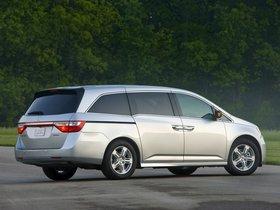 Ver foto 9 de Honda Odyssey Touring Elite 2010