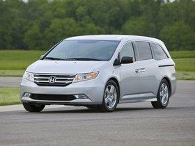 Ver foto 8 de Honda Odyssey Touring Elite 2010