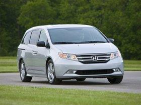 Ver foto 7 de Honda Odyssey Touring Elite 2010