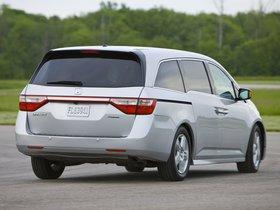 Ver foto 6 de Honda Odyssey Touring Elite 2010