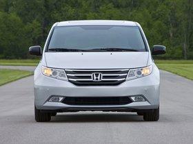 Ver foto 5 de Honda Odyssey Touring Elite 2010