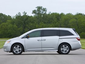Ver foto 4 de Honda Odyssey Touring Elite 2010