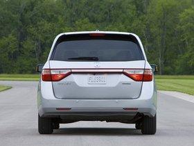 Ver foto 3 de Honda Odyssey Touring Elite 2010