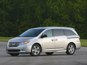 Ver foto 2 de Honda Odyssey Touring Elite 2010