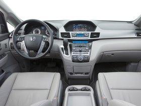 Ver foto 17 de Honda Odyssey Touring Elite 2010