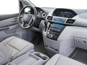 Ver foto 16 de Honda Odyssey Touring Elite 2010
