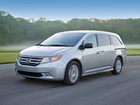 Ver foto 15 de Honda Odyssey Touring Elite 2010