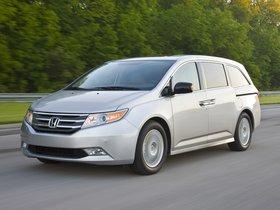 Ver foto 14 de Honda Odyssey Touring Elite 2010