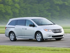 Ver foto 13 de Honda Odyssey Touring Elite 2010