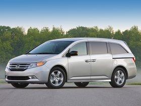 Ver foto 12 de Honda Odyssey Touring Elite 2010