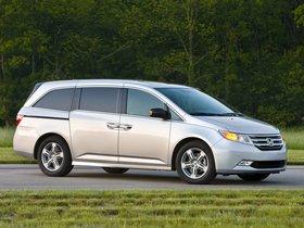 Ver foto 11 de Honda Odyssey Touring Elite 2010