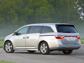 Ver foto 10 de Honda Odyssey Touring Elite 2010