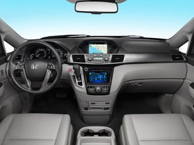 Ver foto 24 de Honda Odyssey Touring Elite USA 2013