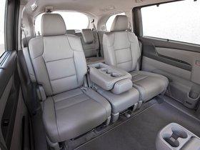 Ver foto 14 de Honda Odyssey Touring Elite USA 2013