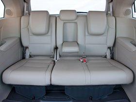 Ver foto 12 de Honda Odyssey Touring Elite USA 2013