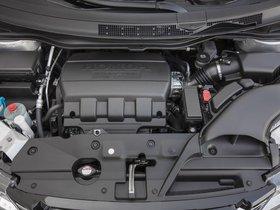 Ver foto 11 de Honda Odyssey Touring Elite USA 2013