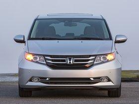 Ver foto 10 de Honda Odyssey Touring Elite USA 2013