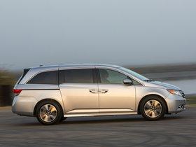 Ver foto 9 de Honda Odyssey Touring Elite USA 2013
