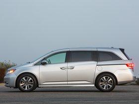 Ver foto 8 de Honda Odyssey Touring Elite USA 2013