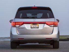 Ver foto 7 de Honda Odyssey Touring Elite USA 2013