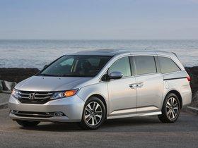 Ver foto 6 de Honda Odyssey Touring Elite USA 2013