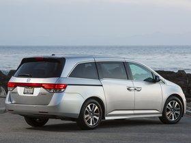 Ver foto 5 de Honda Odyssey Touring Elite USA 2013