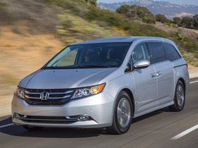 Ver foto 4 de Honda Odyssey Touring Elite USA 2013