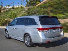 Ver foto 3 de Honda Odyssey Touring Elite USA 2013