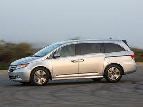 Ver foto 2 de Honda Odyssey Touring Elite USA 2013