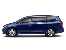Ver foto 22 de Honda Odyssey Touring Elite USA 2013